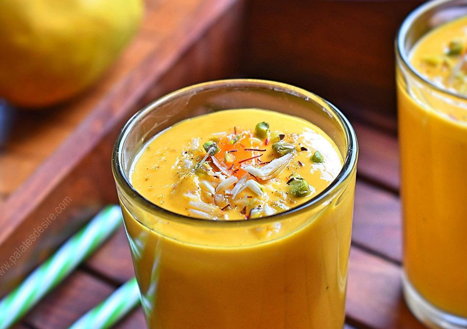 Chia Pudding (Mango Lassi)