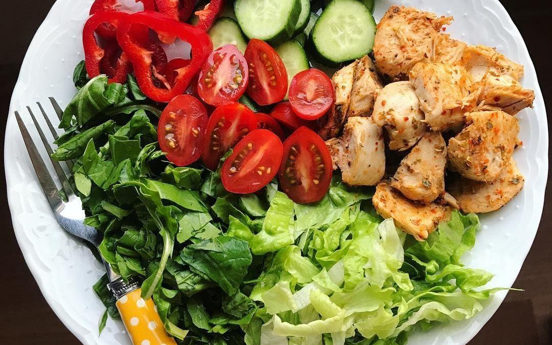 Sağlıklı Bir Akşam Yemeği İçin Kolları Sıvayın