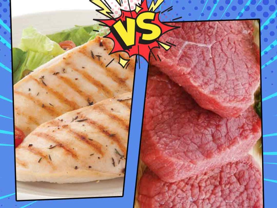 Beyaz Et Mi, Kırmızı Et Mi?