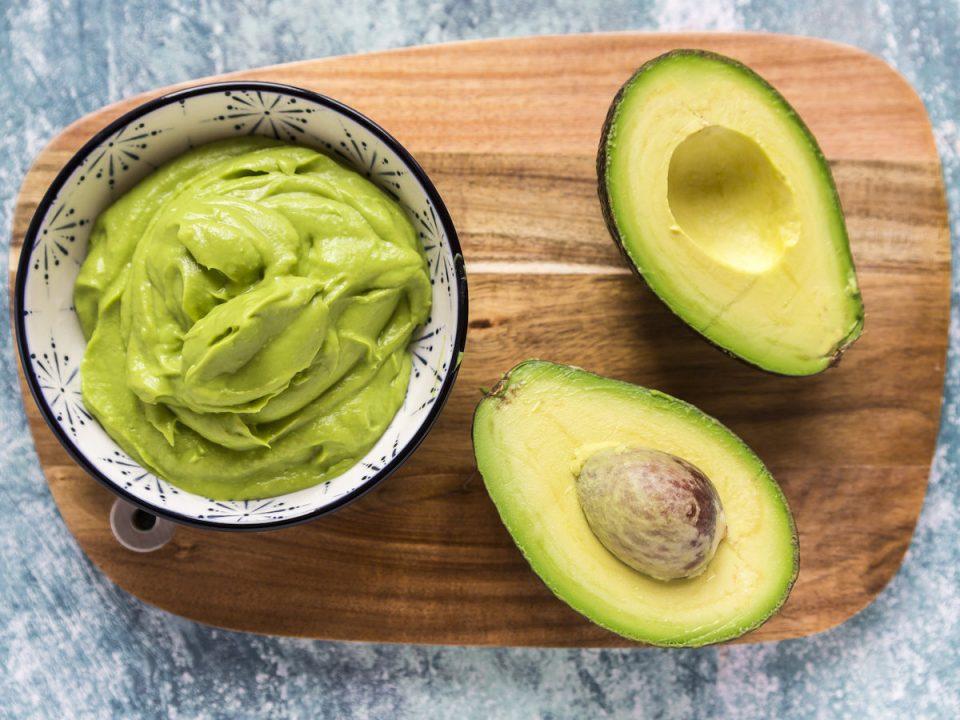 Avokado Guacamole