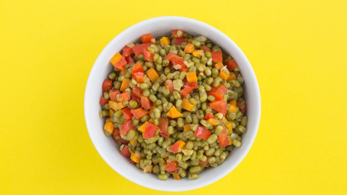 Sebzeli Maş Yemeği