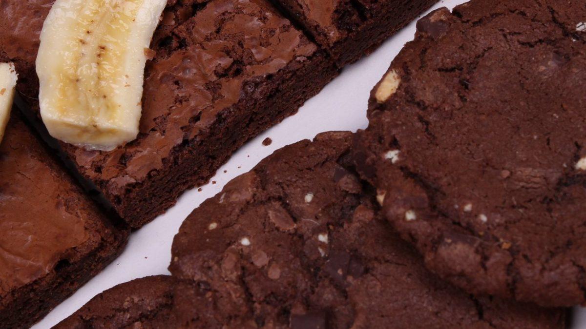 Muzlu Brownie