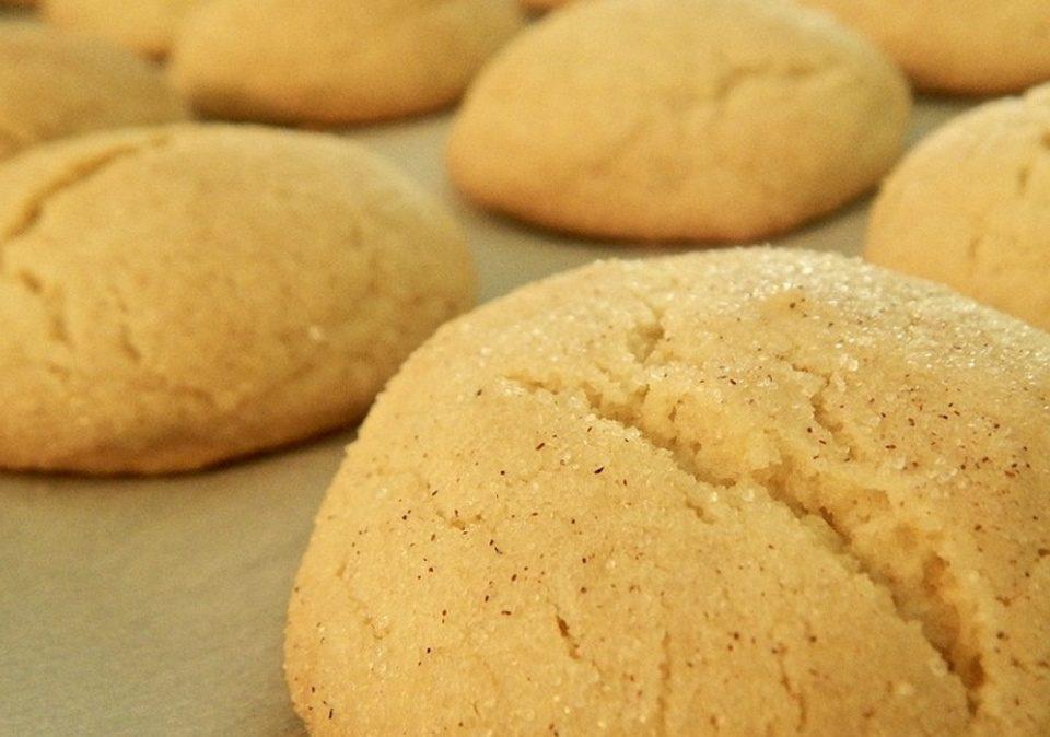Portakallı Cookie