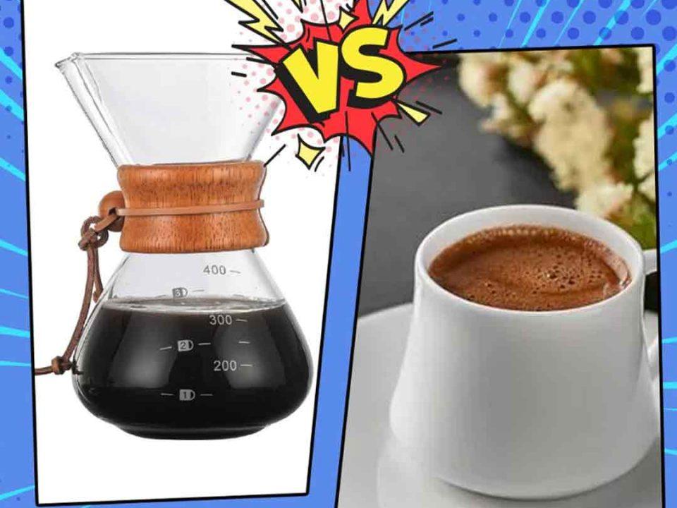 Filtre Kahve Mi, Türk Kahvesi Mi?